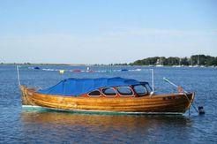 1957 Custom Snekke Norwegian picnic boat