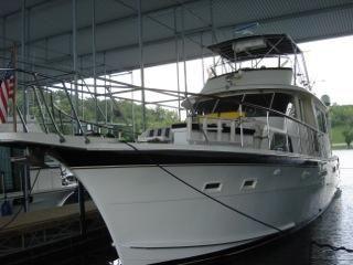 1980 Hatteras 58 Cockpit Motor Yacht
