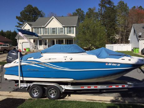 2014 Hurricane SD2200 O/B