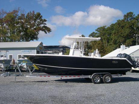 2015 Sea Hunt 27 Gamefish