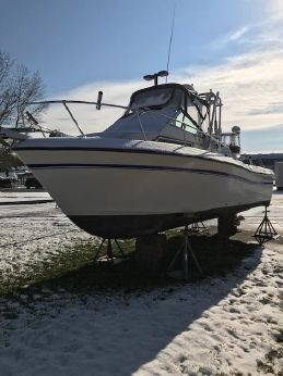 1989 Grady-White 24 Offshore