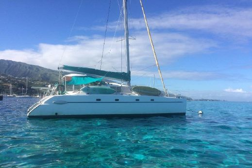 2004 Fountaine Pajot Belize 43