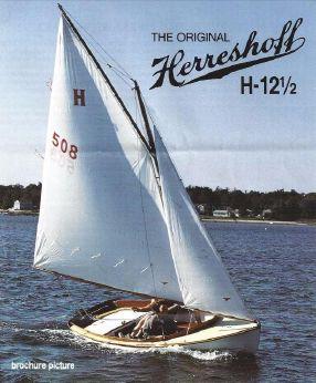 1993 Herreshoff 12.5