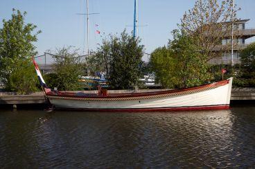 2003 Wajer Captain's Launch 8m