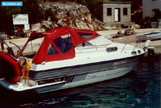 1988 Sealine (gb) 255 Family