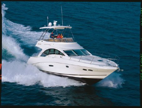 2008 Sea Ray 505 Sedan Bridge