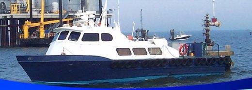 1979 Breaux Bay Crew Boat 6 Passenger