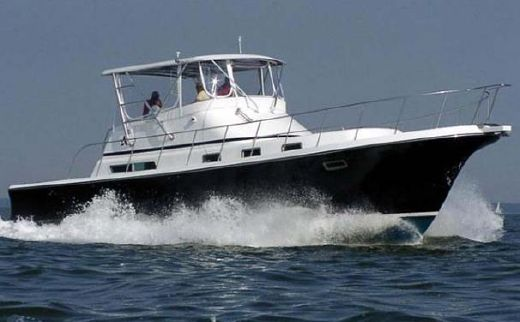 2007 Albin 45 Command Bridge