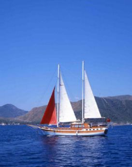 1987 Custom Build Gulet / Ketch