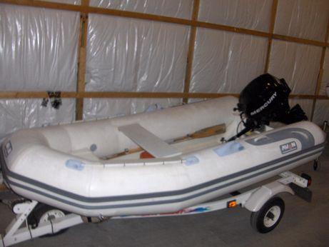 2007 Avon 310 RIB