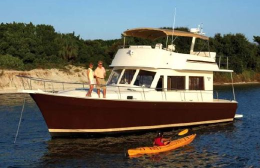 2009 Mainship 45 Trawler