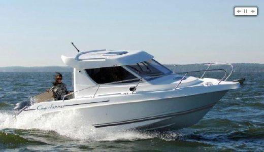 2014 B2 Marine Cap Ferret 722