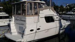 2000 Silverton 322 Motor Yacht Low Hours