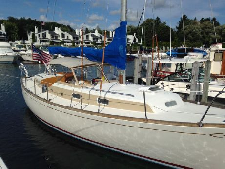 1963 Chris Craft Sparkman Stephens 35 Motor Sailor