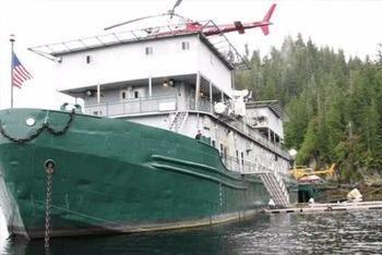 1954 Accommodation Vessel 100 Man - Ex Navy Ship - Work Platform