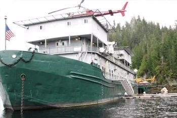 1954 Accommodation Vessel 100 Man - Ex Navy Ship - Work Platform
