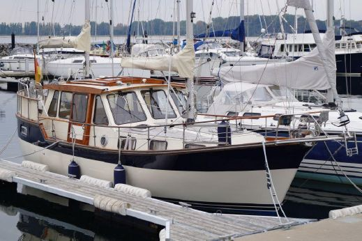 1984 Siltala Yachts Oy Nauticat 33