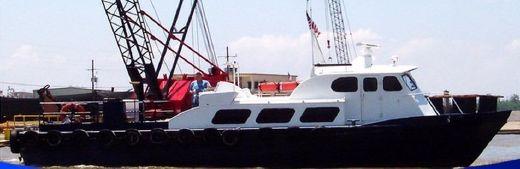 1979 Breaux Bay Crew Boat 6 Passengers