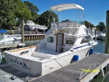 1980 Bertram 28 Flybridge CRUISER