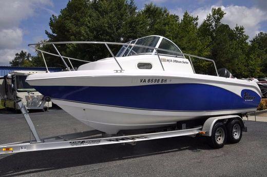 2007 Sea Chaser 2100 WA