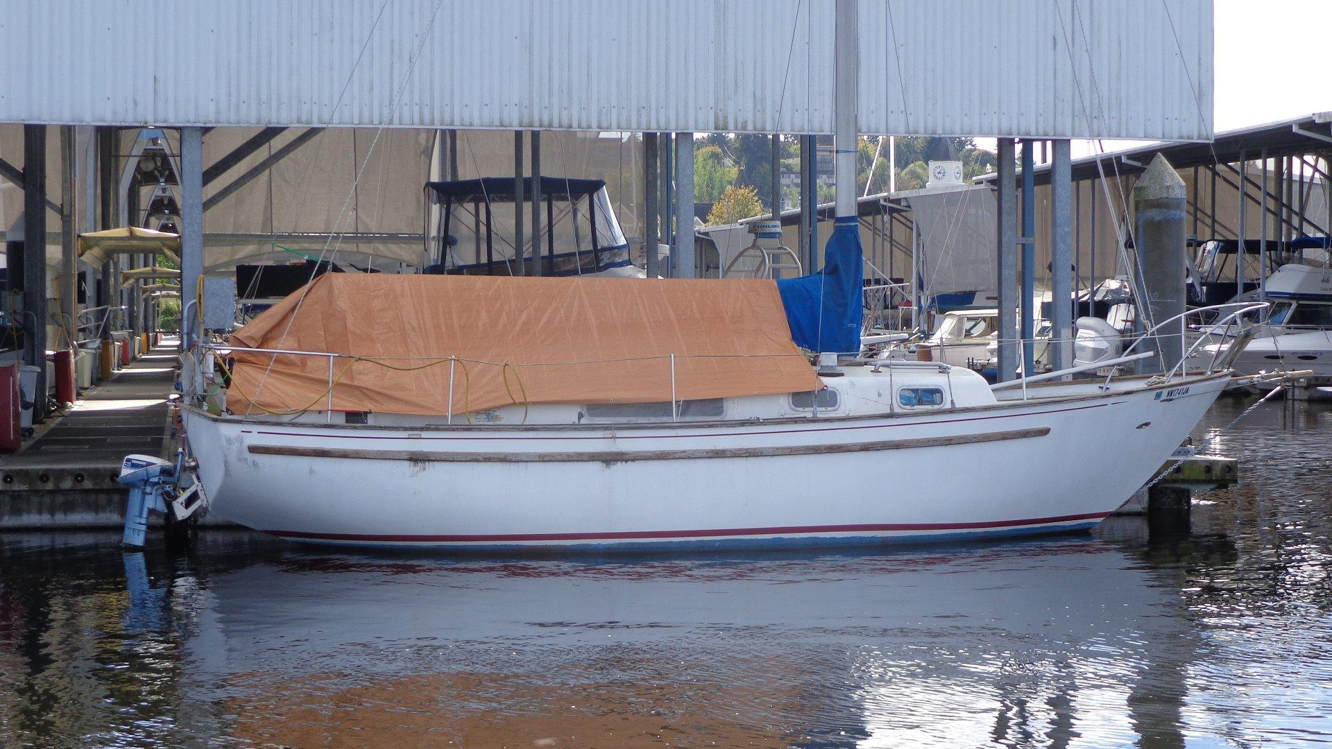 Port Orchard (WA) United States  City new picture : 1974 Rawson Sloop Sail Boat For Sale www.yachtworld.com