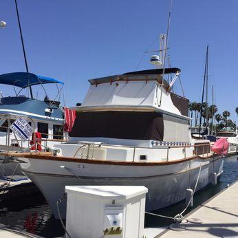 1977 Californian LRC Trawler