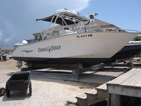 2000 Cape Horn 24