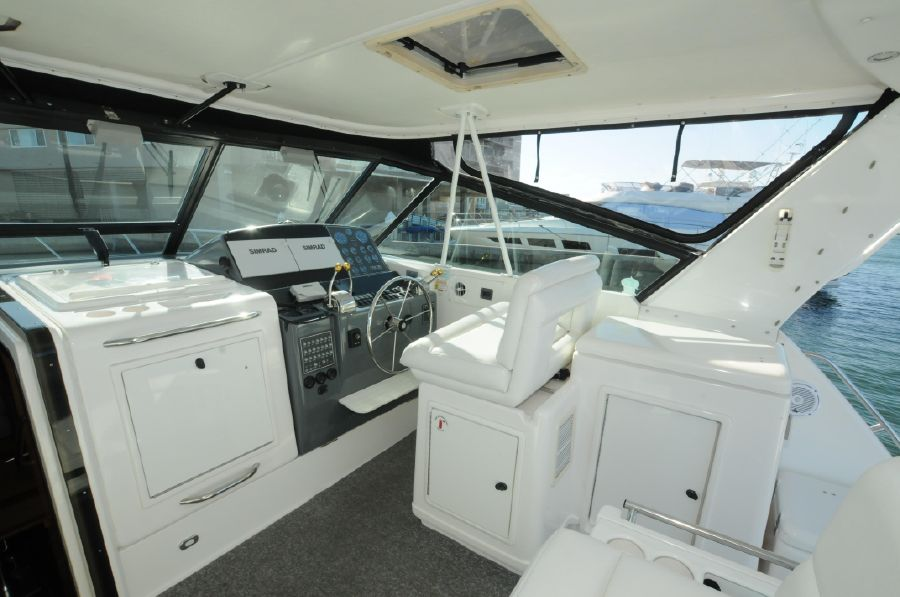 Tiara 4100 Open Helm