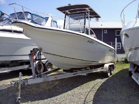 2007 Sea Fox 230 Center Console