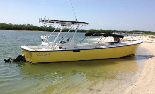 2001 Dorado 30 LE Center Console Cuddy