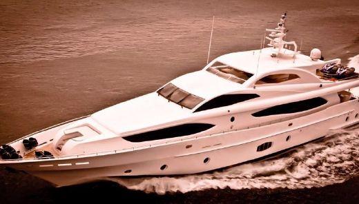 2011 Prestige Yachts Invest Majesty 121