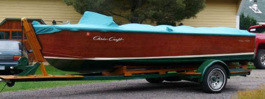 1955 Chris-Craft Sportsman
