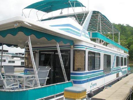 1992 Sumerset 14 x 68 Houseboat