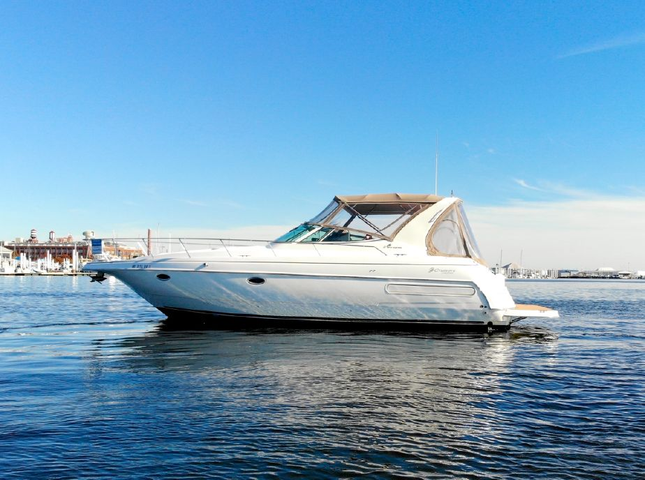 2000 Cruisers Yachts 3575 Esprit Power Boat For Sale Www