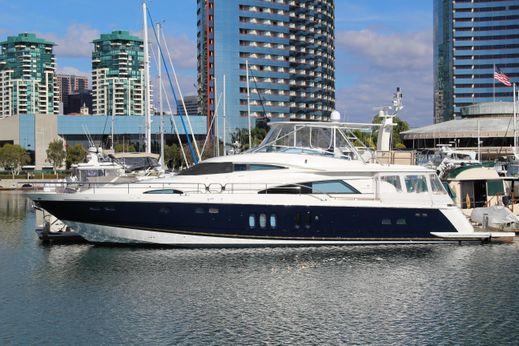 2006 Fairline 74 Custom Yacht