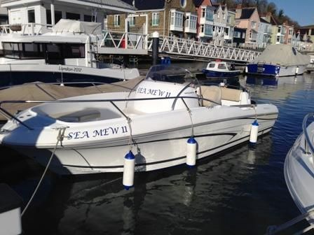 2009 Beneteau Flyer 650 Open