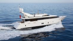 1997 Feadship LA MASCARADE