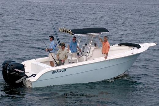 2005 Sea Fox 287 Center Console
