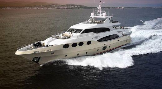 2011 Prestige Yachts Invest Majesty 125