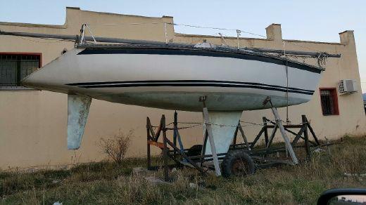 1983 Gib'sea 80 Plus