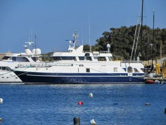 1986 Brodrene Aa Shipyard Tri-Deck Utility Motor Vessel