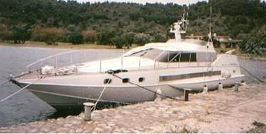1981 Baglietto Ischia