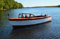 1960 Classic Penbo Runabout