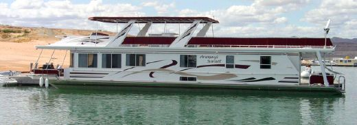 2004 Stardust Cruisers Houseboat