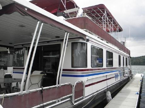 1997 Lakeview 16x64 Houseboat
