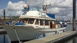 1978 Grand Mariner 36 Trawler