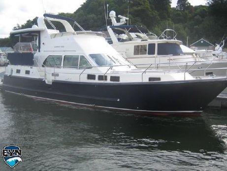 2007 Aquastar 48 Azure