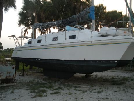 1993 Endeavour Catamaran Endeavourcat 30 MkII