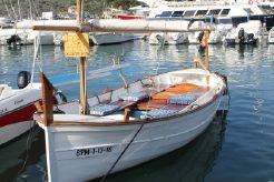 1959 Custom Open Motorboat