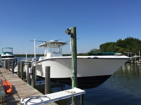 2009 Yellowfin 36 Center Console